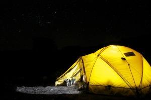 Gore-Tex Tent