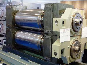 Calander_-_Pressing_Machine