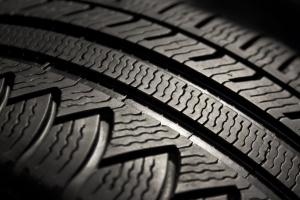 Car Tire Pattern